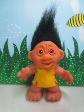 """1968 ORIGINAL UNUSUAL FACE PLAYMATES TROLL - 4 1/2"""" Dam Troll Doll - VINTAGE"""