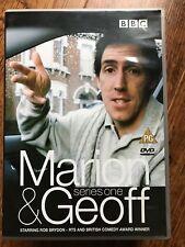 Rob Brydon Marion Y GEOFF ~ Temporada 1 ~ BBC COMEDIA Series GB DVD