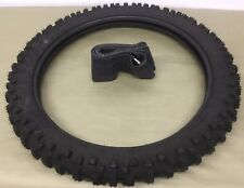 YAMAHA WR250F 2001–2009 Front Tire w/ Heavy Duty Tire Tube 80/100x21 WR 250 F