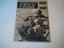 Sciences et avenir janvier 1950 le Sahara il y a 5000ans,Nova et Super Nova