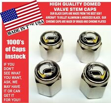 Domed Rumble Super Bee Challenger Charger Mopar Dodge Plymouth Valve Stem Caps