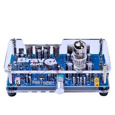 Bravo Audio SP 12AU7 Tube Stereo Headphone Amplifier