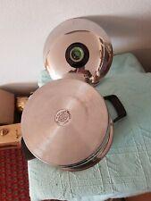 AMC Topf 6,5 L, 24 cm Durchmesser, mit  Deckel und Visiothern