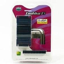 Cooler Master CoolVivaZ1 Copper Core/Aluminum Dual VGA Cooler w/2 Heatpipes