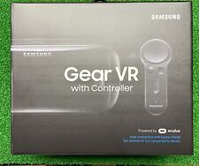 Samsung Gear VR With Controller 2017 SM-R325 Galaxy S10+, S10, S9, S8, Note 9, 8