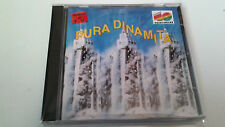 """CD """"PURA DINAMITA"""" CD 13 TRACKS COMO NUEVO BLANCO Y NEGRO"""