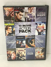 10-Movie Action Pack V.2 Brand New FREE SHIPPING