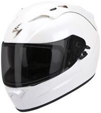 Casco SCORPION EXO 1200 AIR - WHITE - Taglia XL NUOVO