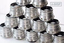 INDUSTAR I-26M 10 pcs  2.8/52mm Leica lens M39 Zorki FED For Canon Nikon Fuji