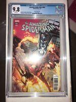 Amazing Spiderman #800 CGC 9.8 Humberto Ramos giant sized variant free shipping