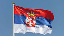 RUSSIA WORLD CUP 2018 GIANT FLAG OF SERBIA