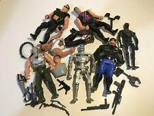Vintage Terminator 2 T2 Action Figures Bundle / Lot