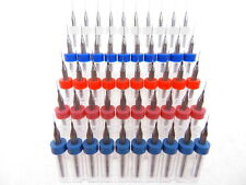 50 pack Micro Drill Bits .20mm .25 .30 .35 .40 Toy Jewelry Clock Watch Making
