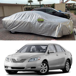 For Toyota Camry 2006-2014 Car Cover Outdoor Waterproof All Weather Protection