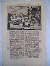 Théodore de BRY -  [Petits Voyages] - Voyage du Capitaine WILLEM HAWKINS