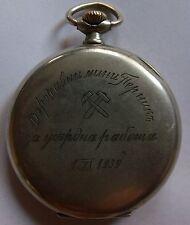 Pernik-1939-Swiss Pocket Watch Veriy Rare-Omega-Reward countries Mini
