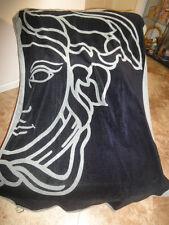 VERSACE MEDUSA Towel Blanket Beach Bath Pool HOME LOVER GIFT IDEA NEW SALE $