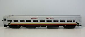 Rapido Algoma Central Lightweight Coach #5545 HO Scale