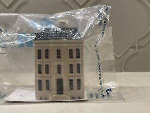 KLM Delft House #93, 2019, Siebold House Leiden, blue white, in KLM bag