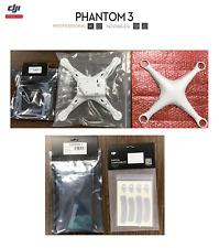 DJI Phantom 3 Pro/ ADV Drone Body Cover Shell, Landing Gear, Antenna, Sticker
