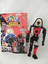1992  Tyco  loose  Junkman Robot  Crash Dummies figure  w/  NO weapon         H2