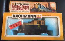 "Bachmann  ""Plymouth"" 0-6-0 Diesel Santa Fe Item No. 0606."