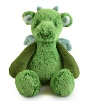 FRANKIE & FRIENDS DRAGON PLUSH SOFT TOY 28CM STUFFED ANIMAL BY KORIMCO - BNWT