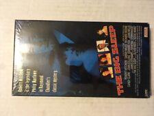 "Rare New/Sealed Vhs Movie- ""The Big Sleep""- (1978/1992 Reissue) Robert Mitchum,"