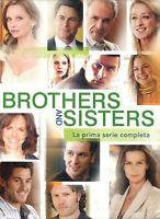 Brothers and sisters, Stagione 1, prima serie completa, 6 DVD, nuovo sigillato