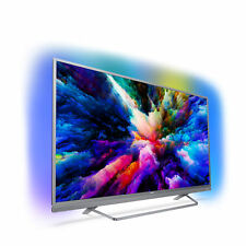 "Smart TV Philips 49pus7503 49"" Ultra HD 4K WiFi HDR plata - Ir-shop"