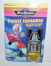 Galoob Micro Machines POCKET SQUADRON 1991 *UNUSED MOC