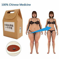 40Pcs Slim Patch STRONGEST Weight Loss Slimming Diets Pads Detox Adhesive Sheets