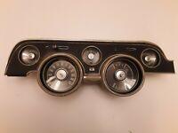 Vintage 1960's 68 Ford Fast Back GT Coup Conv Speedometer Cluster Gauges 120 MPH