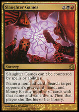 MTG SLAUGHTER GAMES EXC - GIOCO AL MASSACRO - RTR - MAGIC