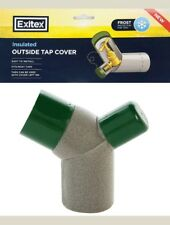 Insulating External Tap Cover Prevent Freezing Winter Insulation Frost Protect