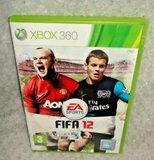 Juego FIFA 12 Xbox 360
