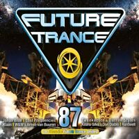 Future Trance 87 - 3CD NEU OVP