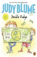 Humor Book - Double Fudge by Judy Blume (2003, Paperback)