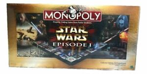 1999 Monopoly Star WarsEpisode I Edition Replacement Game Parts/Pieces You Pick