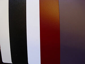 Formica type Laminate Sheets Various Colours Various Sizes Approx 0.8mm