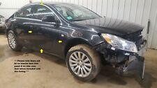 2011 BUICK REGAL CXL Passenger Right Front Door, Option RUE, Carbon Flash 501Q
