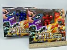 2PC SET Boxing Battle Robot Remote Control Fighting Group Game Contest Toy US
