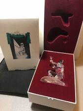 Swarovski Crystal Scs Harlequin 7400 200 100 Ob & Coa Ln Condition