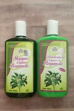 Bergamota Shampoo and Conditioner  Pack Complete 15oz. each