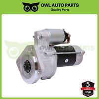 Starter Motor to fit Nissan Patrol Safari GQ GU Y61 TD42 TD42T 4.2L Diesel 88-10