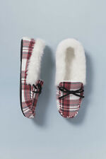 New Crew Clothing Womens Moccasin Slipper in