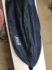 Ruk Sport Zip Marathon Nylon Kayak Deck, Great for fishing kayaks, K1 TK1