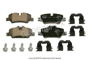 MINI Cooper (2014-2020) Brake Pad Set Rear GENUINE + 1 YEAR WARRANTY