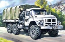 Icm 72811 - Zil-131 Army Truck