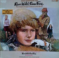 RUN WILD, RUN FREE - DAVID WHITAKER - SGC - LP SOUNDTRACK- NEW CHRISTY MINSTRELS
